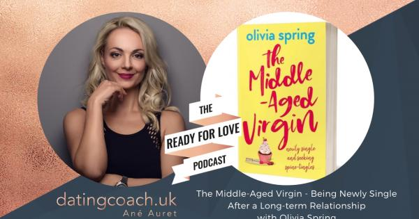 The Middle Aged Virgin Ready for Love Podcast