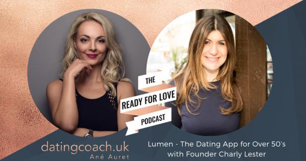 Lumen - The Dating App for Over 50's