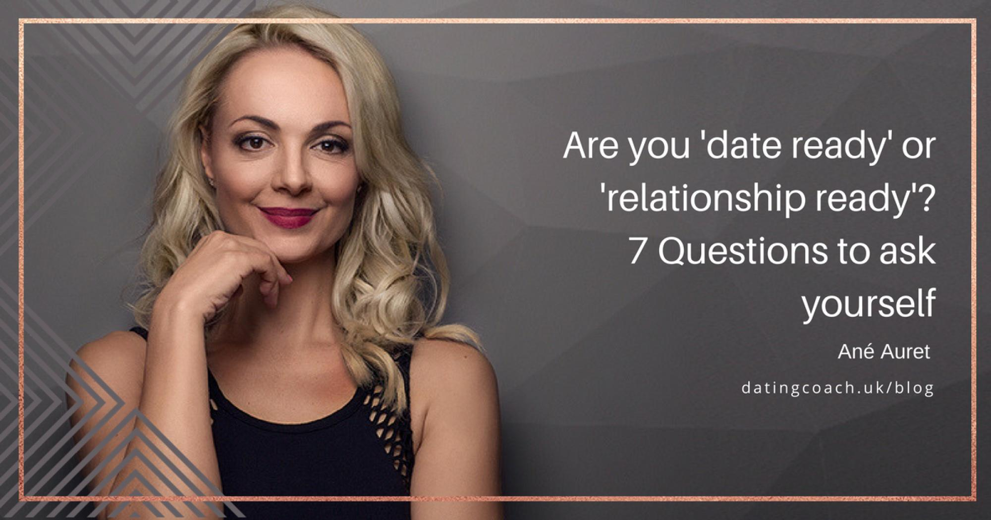 LORENA: Questions to ask yourself when dating