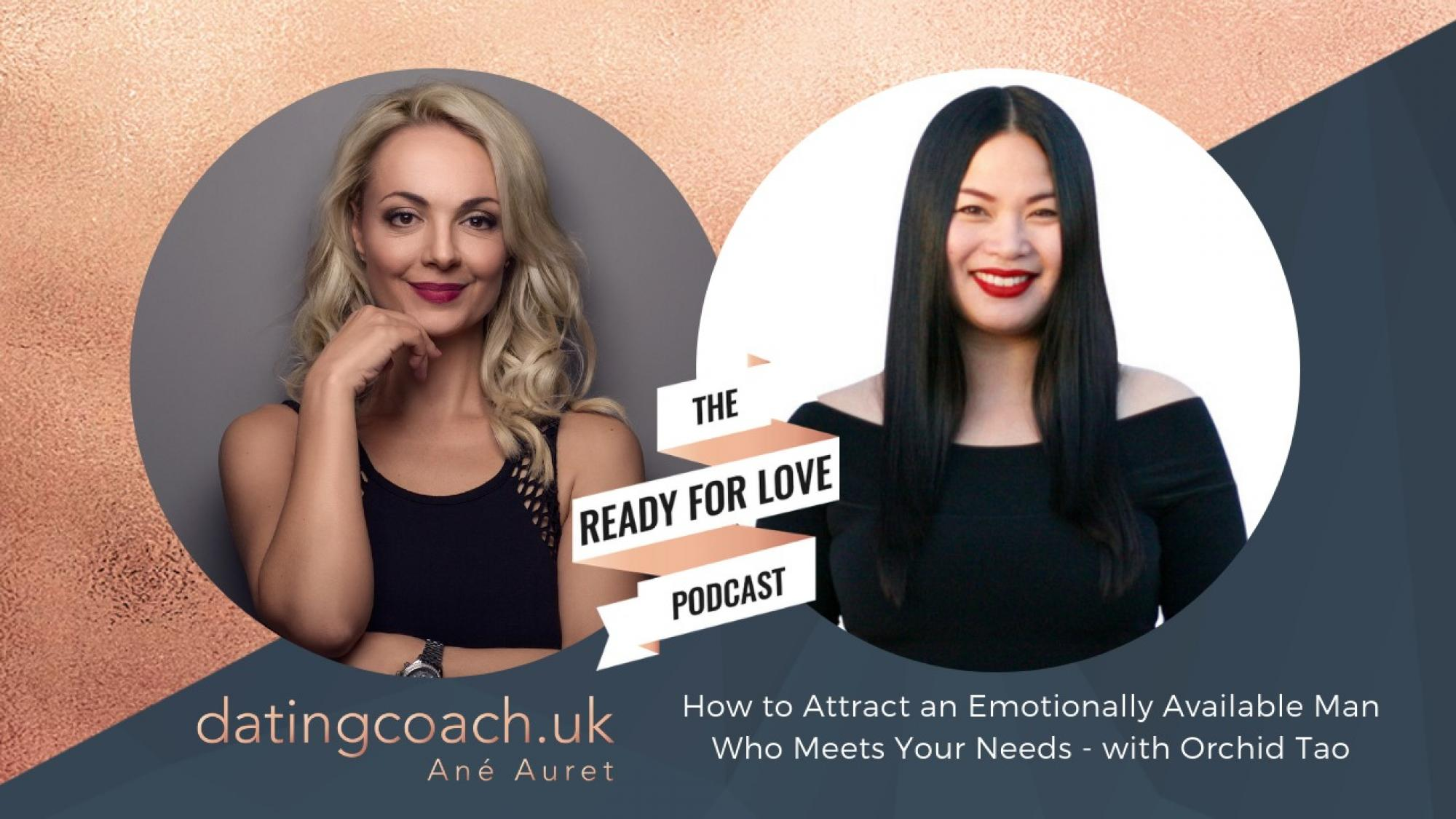 Dating Expert Ané Auret Ready for Love Podcast