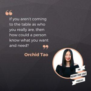 Orchid Tao Ready for Love Podcast with Dating Expert Ané Auret